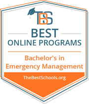 Best Online Programs | Bachelor's in Emergency Management | TheBestSchools.org